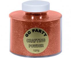 Glitter Rose Gold 100g