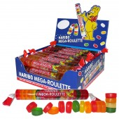 Gomas Haribo Mega Roulette 45gr
