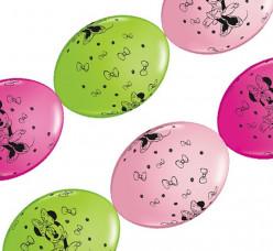 Grinalda 10 Balões Minnie Quick Link