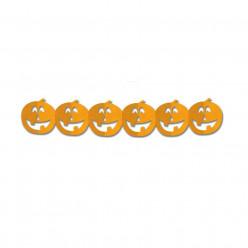 Grinalda Abóboras Halloween