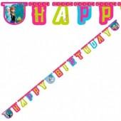 Grinalda Frozen Happy Birthday 215cm
