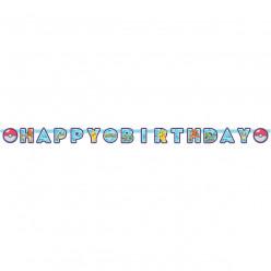 Grinalda Happy Birthday Pokémon