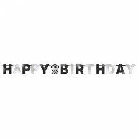 Grinalda Happy Birthday  – Chalkboard
