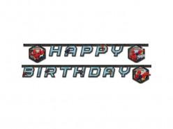 Grinalda Happy Birthday Spiderman Web Warriors