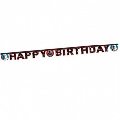 Grinalda Happy Birthday Star Wars Final Battle