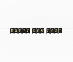 Grinalda Preta Happy New Year