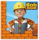 Guardanapos Bob Construtor