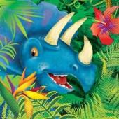 Guardanapos Dinossauros – 16 Und