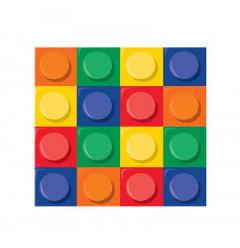 Guardanapos Lego Party 16 unid