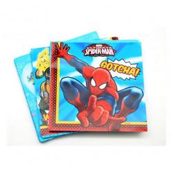 Guardanapos Spiderman Marvel 20und