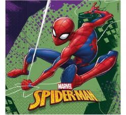 Guardanapos Spiderman Team Up