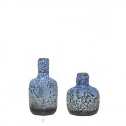 Jarra Cerâmica Bubble Glaze