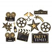Kit de Decoração - Hollywood
