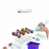 Kit de Utensílios e Decoração Chocolate  Push Pops Wilton