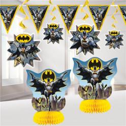 Kit decoração Batman 7 unid