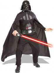 Kit Disfarce Darth Vader Star Wars Adulto