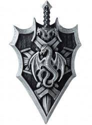 Kit Escudo Espada Guerra dos Tronos Adulto