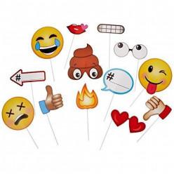Kit Fotográfico Emojis
