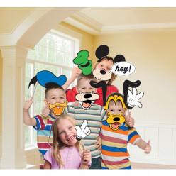 Kit Fotográfico Mickey Disney
