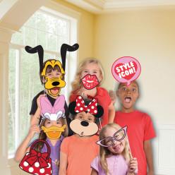 Kit Fotográfico Minnie Disney