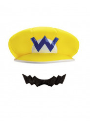 Kit Wario Super Mario