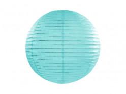 Lanterna Papel Azul Turquesa 45cm