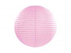 Lanterna Papel Rosa Bebé 35cm