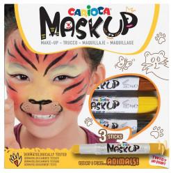 Maquilhagem Animais Carioca Maskup