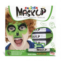 Maquilhagem Monstro Carioca Maskup