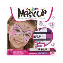 Maquilhagem Princesa Carioca Maskup