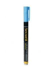 Marcador Ardósia Azul Claro 1-2mm