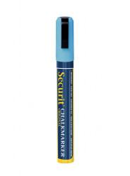 Marcador Ardósia Azul Claro 2-6mm