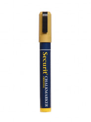 Marcador Ardósia Dourado 2-6mm