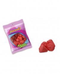 Marshmallows Bolas Golfe Vermelhas 1kg