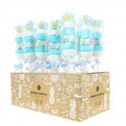 Marshmallows Margarida Azul