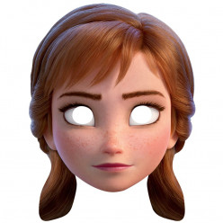 Máscara Anna Frozen 2
