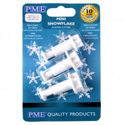 Mini Cortadores Flocos de Neve com Ejetor PME 3 unid