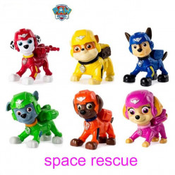 Mini Figura Patrulha Pata Space Rescue