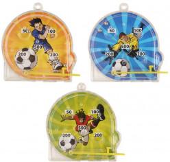 Mini Jogo Pinball Futebol Sortido