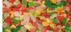 Mix Frutas Cristalizadas Sortida Picada 500gr