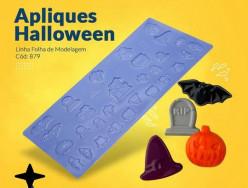 Molde Acetato Halloween
