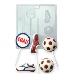 Molde Bolas de Futebol