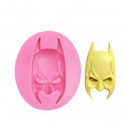 Molde Silicone Batman
