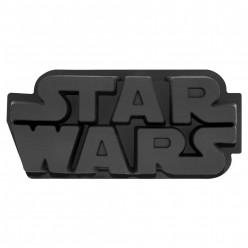 Molde Silicone Bolo Logo Star Wars