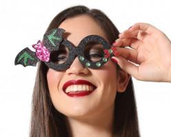 Óculos Morcego Halloween