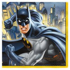 Pack 16 Guardanapos Batman