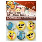 Pack 6 bolas saltitonas Emojis