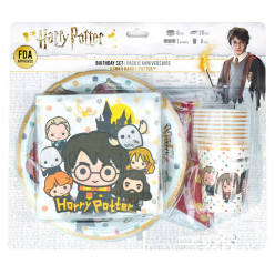 Pack Festa Harry Potter Kawaii
