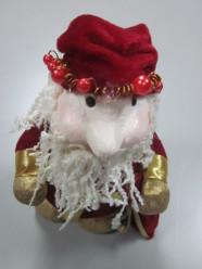 Pai Natal 16 cm decorativo