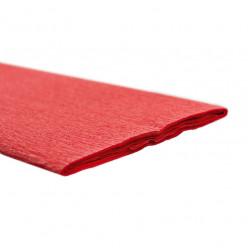 Papel Crepe Vermelho 50x250cm